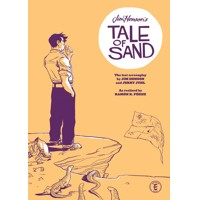 JIM HENSONS TALE OF SAND GN - Jim Henson