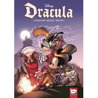 DISNEY DRACULA STARRING MICKEY MOUSE TP - Bruno Enna