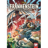 DISNEY FRANKENSTEIN STARRING DONALD DUCK TP - Bruno Enna
