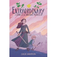 EXTRAORDINARY TP STORY OF ORDINARY PRINCESS - Cassie Anderson