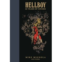 HELLBOY HC 25 YEARS OF COVERS - Mike Mignola