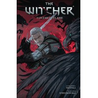 WITCHER TP VOL 04 OF FLESH AND FLAME - Aleksandra Motyka