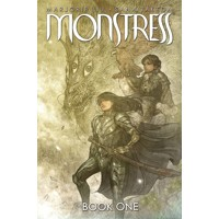 MONSTRESS HC VOL 01 (MR) - Marjorie M. Liu