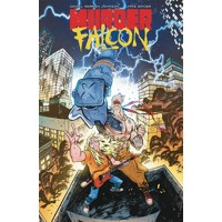 MURDER FALCON TP - Daniel Warren Johnson