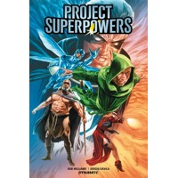 PROJECT SUPERPOWERS (2018) HC VOL 01 EVOLUTION - Rob Williams