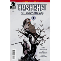 KOSHCHEI THE DEATHLESS #3 (OF 6) - Mike Mignola