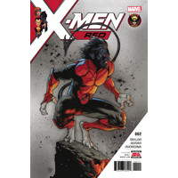 X-MEN RED #2 LEG WW - Tom Taylor