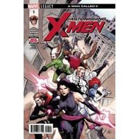ASTONISHING X-MEN #9 LEG - Charles Soule