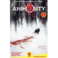 ANIMOSITY TP VOL 04 WALLED CITY - Marguerite Bennett