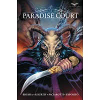 PARADISE COURT HC GN (MR) - Joe Brusha