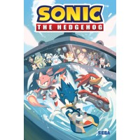 SONIC THE HEDGEHOG TP VOL 03 BATTLE FOR ANGEL ISLAND - Ian Flynn