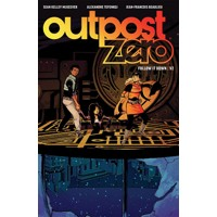 OUTPOST ZERO TP VOL 02 - Sean McKeever