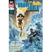 BRAVE & THE BOLD BATMAN & WONDER WOMAN #2 (OF 6) - Liam Sharp