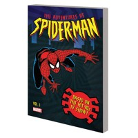 ADVENTURES OF SPIDER-MAN GN TP SINISTER INTENTIONS VOL 01 - Nel Yomtov, Michae...