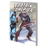 CAPTAIN AMERICA TP EVOLUTIONS OF LIVING LEGEND - Joe Simon, Steve Englehart, M...