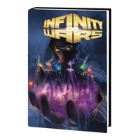 INFINITY WARS BY GERRY DUGGAN HC COMPLETE COLLECTION - Gerry Duggan