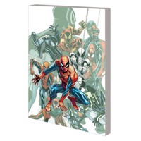 MARVEL MONOGRAPH ART OF HUMBERTO RAMOS TP SPIDER-MAN - John Rhett Thomas