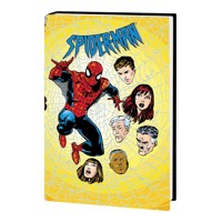 SPIDER-MAN BY JOHN BYRNE OMNIBUS HC - Bill Mantlo, Chris Claremont, More