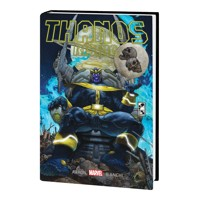 THANOS RISING MARVEL SELECT HC - Jason Aaron