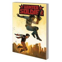 WINTER SOLDIER TP SECOND CHANCES - Kyle Higgins