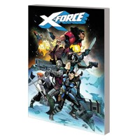 X-FORCE TP VOL 01 SINS OF PAST - Ed Brisson