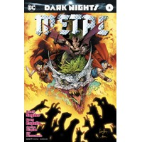 DARK NIGHTS METAL #6 (OF 6) - Scott Snyder