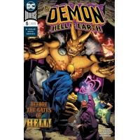 DEMON HELL IS EARTH #5 (OF 6) - Andrew Constant