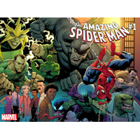 AMAZING SPIDER-MAN #1 až 12 + annual