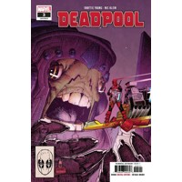 DEADPOOL #3 - Skottie Young