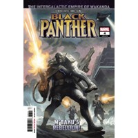 BLACK PANTHER #4 - Ta-Nehisi Coates
