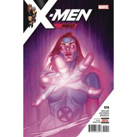 X-MEN RED #10 - Tom Taylor