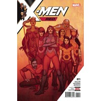 X-MEN RED #11 - Tom Taylor
