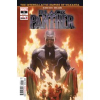 BLACK PANTHER #5 - Ta-Nehisi Coates
