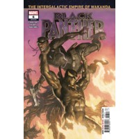 BLACK PANTHER #6 - Ta-Nehisi Coates