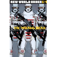 WALKING DEAD #175 až 180 CVR A ADLARD & STEWART (MR) NEW WORLD ORDER - Robert ...