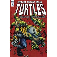 TMNT URBAN LEGENDS #3 CVR B FOSCO  - Gary Carlson