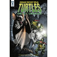 TMNT URBAN LEGENDS #5 CVR A FOSCO - Gary Carlson