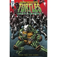 TMNT URBAN LEGENDS #7 CVR A FOSCO - Gary Carlson