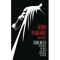 ABSOLUTE DARK KNIGHT III THE MASTER RACE HC - Frank Miller, Brian Azzarello