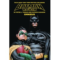 BATMAN & ROBIN BY TOMASI AND GLEASON OMNIBUS HC NEW PTG - Peter J. Tomasi