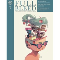 FULL BLEED COMICS & CULTURE QUARTERLY HC VOL 01 NEW EDITION - Mark Russell, Ga...