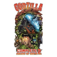 GODZILLA COMP RULERS OF EARTH TP VOL 02 - Chris Mowry