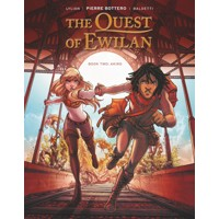 QUEST OF EWILAN HC VOL 02 AKIRO - Lylian, Pierre Bottero