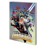 CHAMPIONS BY JIM ZUB TP VOL 01 BEAT THE DEVIL - Jim Zub