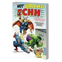 NOT BRAND ECHH COMPLETE COLLECTION TP - Stan Lee, Roy Thomas, More