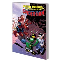 PETER PORKER SPECTACULAR SPIDER-HAM COMPLETE COLLECT TP VOL 01 - Tom DeFalco, ...