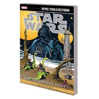 STAR WARS LEGENDS EPIC COLLECTION NEWSPAPER STRIPS TP VOL 02 - Archie Goodwin