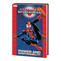SPIDER-MAN HC ULTIMATE POWER & RESPONSIBILITY MARVEL SELECT - Brian Michael Be...