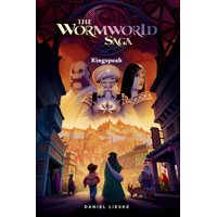 WORMWORLD SAGA TP VOL 03 KINGSPEAK - Daniel Lieske
