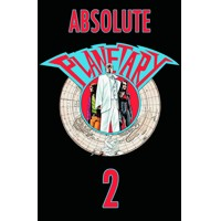ABSOLUTE PLANETARY HC BOOK 02 - Warren Ellis